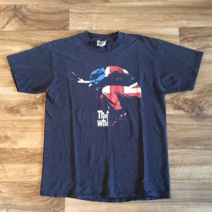 Other - Vintage The Who Concert T-shirt